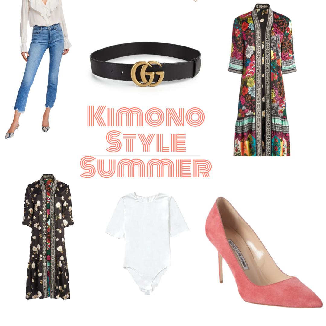 Kimono Style Summer